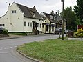 Ember Cottage and The Chance Inn, Guston - geograph.org.uk - 426455.jpg