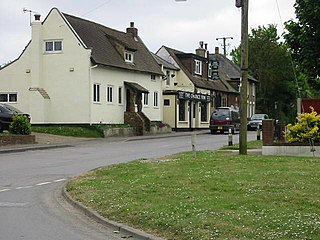 Guston, Kent Human settlement in England