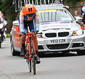 Emma Johansson, London 2012 Time Trial - Aug 2012.jpg