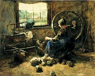 Emma Lampert Cooper - Emma Lampert Cooper, The Breadwinner, received an award at the Chicago World's Exposition in 1893