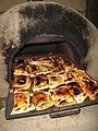Empanadas en horno de barro.JPG