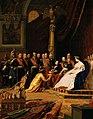 Emperor Napoléon III receiving the Siamese embassy.jpg