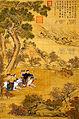 Emperor Qianlong hunting a deer.jpg
