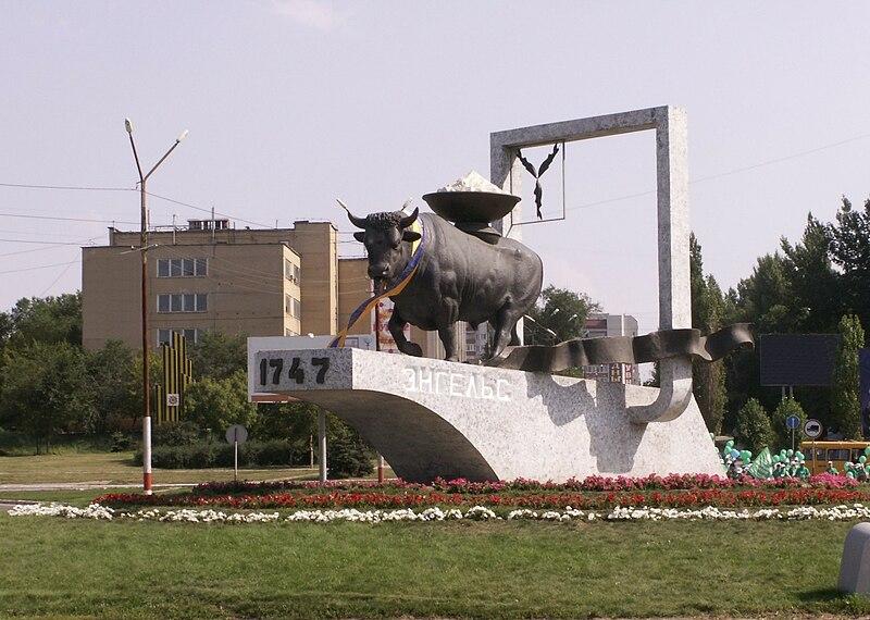 Conociendo Rusia la ciudad de Engels