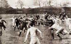 Il primo incontro tra Inghilterra e Nuova Zelanda (1905)