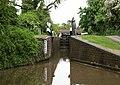 Entering Bilford Bottom Lock - geograph.org.uk - 1348599.jpg