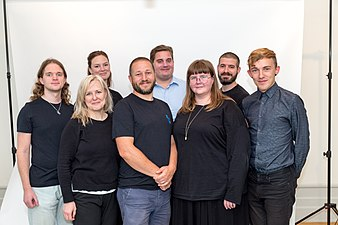 Entire staff of Wikimedia Sweden 3.jpg