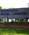 Entrada Principal Universidad Rafael Landivar.jpg