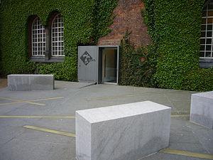 Danish Jewish Museum - Danish Jewish Museum in Copenhagen.