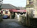 Entrance of Armley Mills Industrial Museum - geograph.org.uk - 260256.jpg