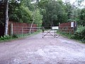Entrance to Sawmill - geograph.org.uk - 483682.jpg