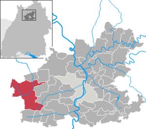 Eppingen - Image: Eppingen in HN