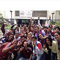 Equipo de Victoria Estudiantil (VE) Elecciones USM 2015.jpg