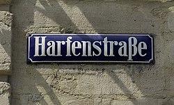 Erlangen Harfenstraße 001.JPG