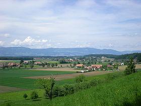 Plain between Rudswil and Oberösch
