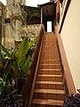 Escalier maison du tourisme et du tourisme à Port-Novo 01.jpg