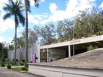 Timóteo - Image: Escritório Central da Aperam South America, Timóteo MG2
