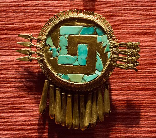 Shield of Yanhuitlan in the National Museum of Anthropology in Mexico city Escudo De Yanhuitlan.jpg
