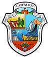 Official seal of Catemaco
