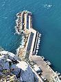 Escullera del port de Calp des del Penyal d'Ifac.JPG