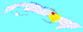 Esmeralda (Cuban municipal map).png