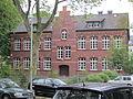 Essen-Stoppenberg Nikolausschule hinten.jpg