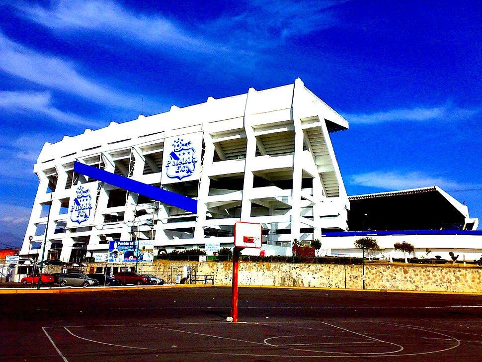 Estadio Cuauhtémoc, Puebla