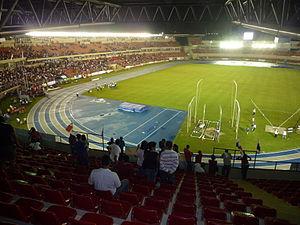 2013 CONCACAF U-17 Championship - Image: Estadio Rommel Fernández A2