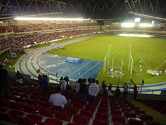2012 CONCACAF Women's U-20 Championship - Image: Estadio Rommel Fernández A2