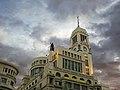 Estatua de Atenea - Círculo de Bellas Artes (Madrid).jpg