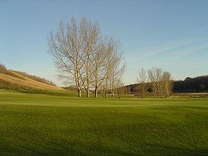 Esterhazy, Saskatchewan - Golf course