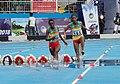 Ethlemahu Sintayehu and Agrie Belachew Ethiopia African Champs Asaba 2018.jpg