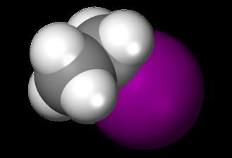 Ethyl iodide - Image: Ethyl Iodide