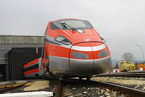 "Hitachi Rail Italy - The ETR ""Frecciarossa 1000"""
