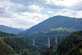 Europabrücke (A13 Brennerautobahn), Blick Richtung Süden.jpg