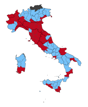 European Parliament election, 1984 (Italy) - Image: European Election 1984 Italy
