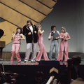 Eurovision Song Contest 1976 rehearsals - Finland - Fredi & Ystävät 8.png