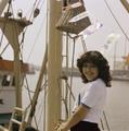 Eurovision Song Contest 1980 postcards - Samira Bensaïd 15.png