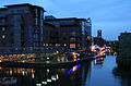 Evening looking towards the Gas St Basin 2 (472420831).jpg