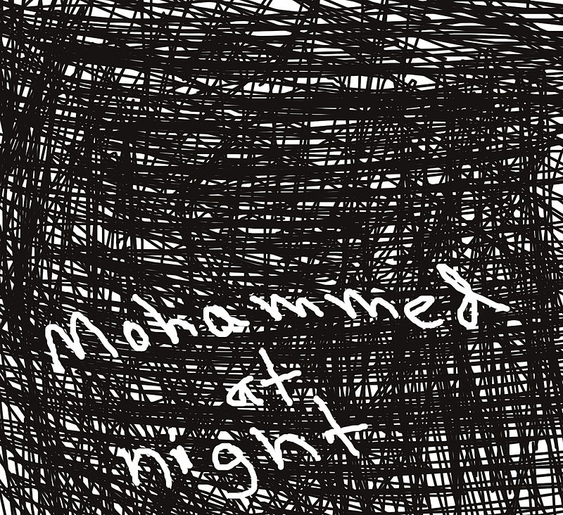 Everybody Draw Mohammed Day - Mohammed at night by Ysterius.jpg