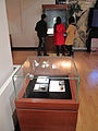 Exhibition 2013- National Museum of Iran-Darband cave-stone tools.jpg