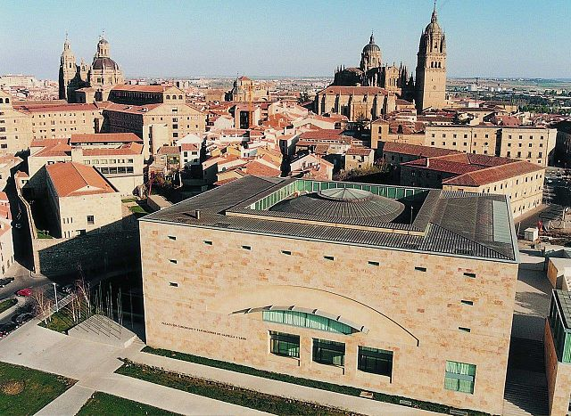 Palacio de congresos y exposiciones de Castilla y León_1