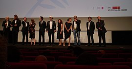 Eyes Wide Open team at Cannes.JPG