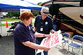 FEMA - 30225 - FEMA disaster workers prepare signage in Kansas.jpg