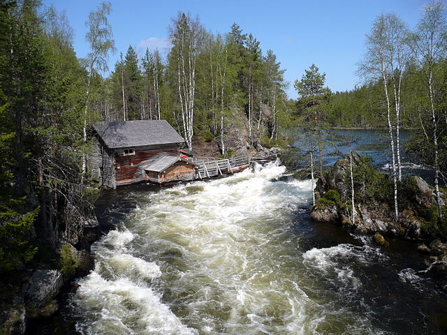Risultati immagini per parco nazionale oulanka finlandia