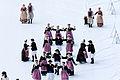 FIL 2012 - Arrivée de la grande parade des nations celtes - Cercle ar Pintiged Foen-2.jpg