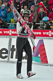Nicholas Alexander (ski jumper) American ski jumper