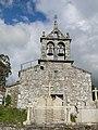 Fachada da igrexa de Negrelos, Rodeiro.JPG