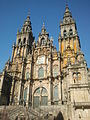 Fachada del Obradoiro - Catedral de Santiago -1.jpg
