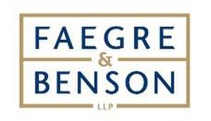 Faegre & Benson - Image: Faegre benson logo